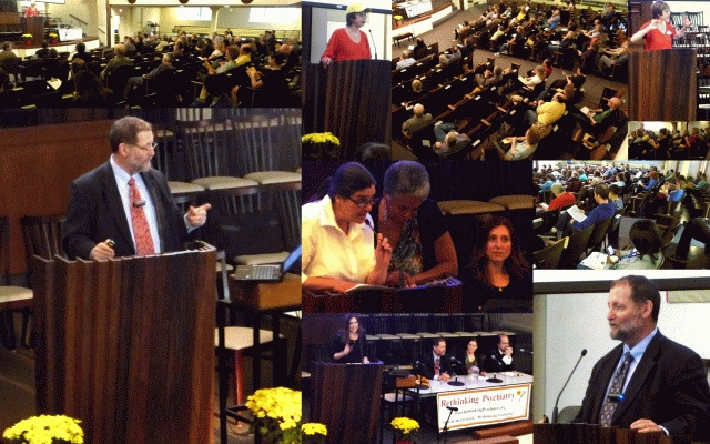Friday's keynote address and panel discussion