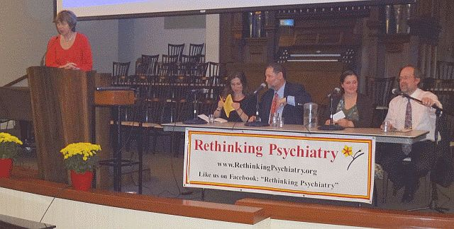 Rethinking Psychiatry discussion panel