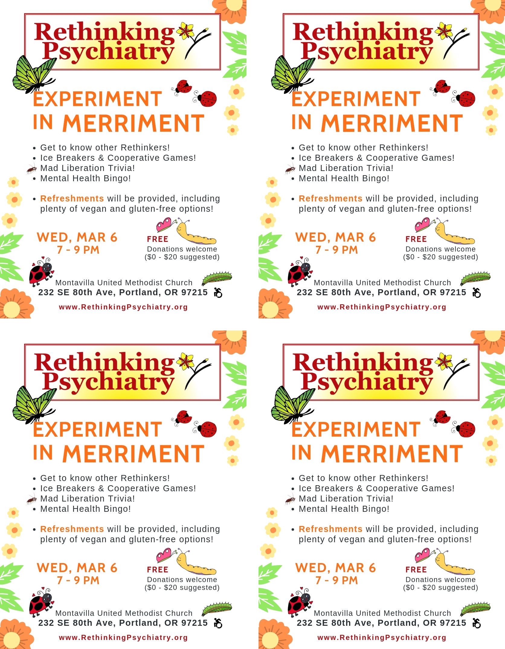 Rethinking Psychiatry: Promoting Choices